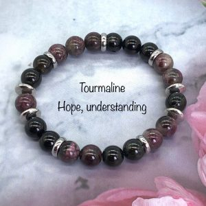 Dark Tourmaline Bracelet
